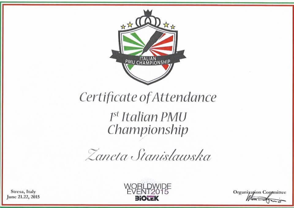 Italian PMU championship