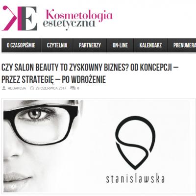 Czy salon beauty to zyskowny biznes? Od koncepcji – przez strategię – po wdrożenie
